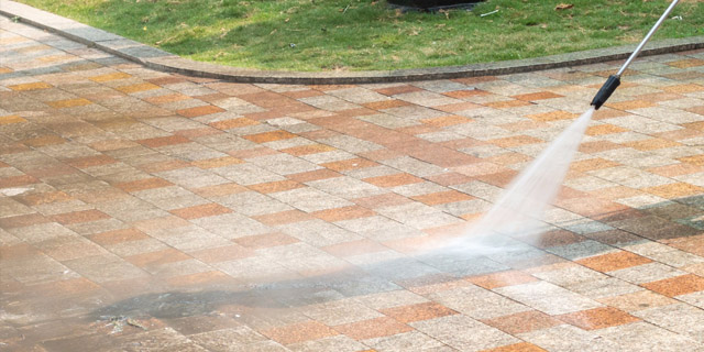 Jacksonville Florida Pressure Cleaning Services for Driveways